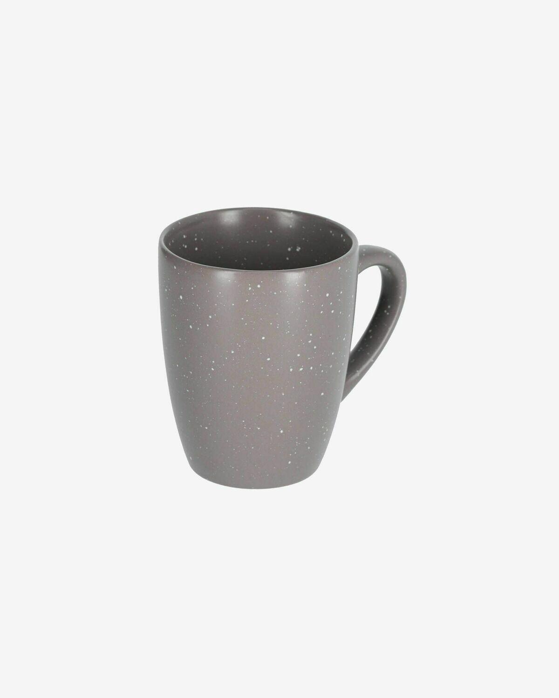 Taza Aratani gris oscuro