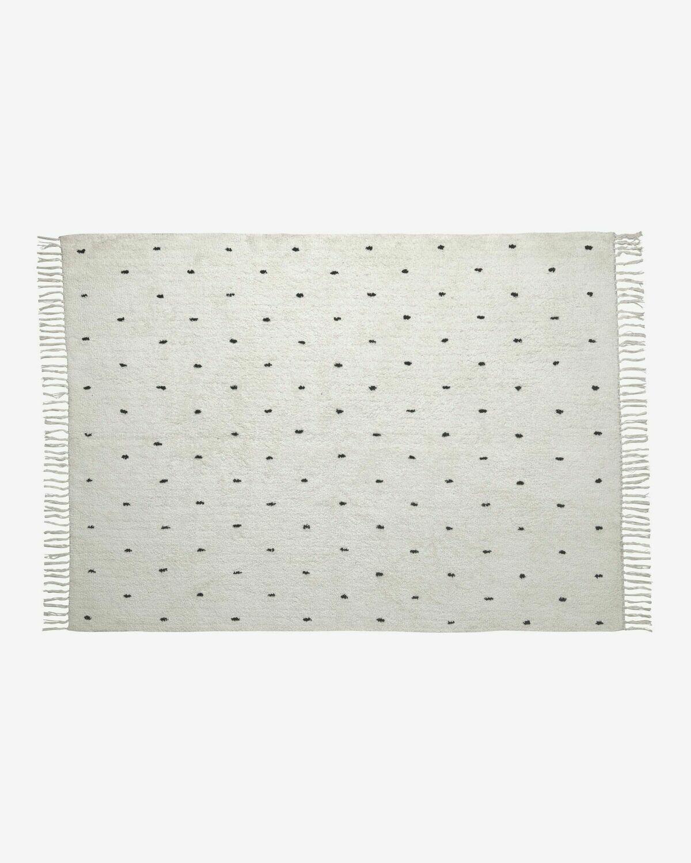Alfombra Meri algodón 140 x 200 cm