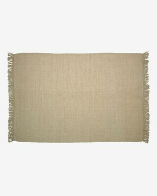 Alfombra Siria 160 x 230 cm beige