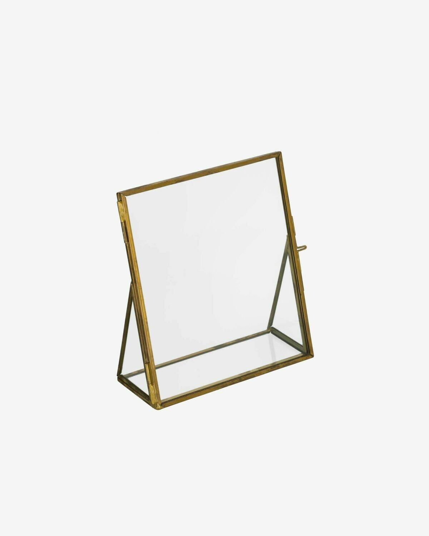 Marco de fotos Alliana 14 x 16 cm dorado