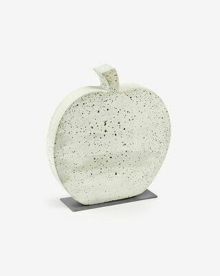 Figura decorativa Szar manzana 40 cm
