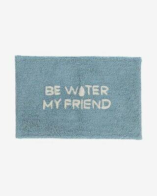 Alfombra de baño Nandi 40 x 60 cm be water my friend