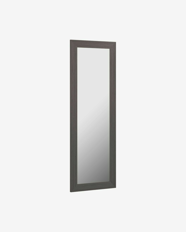 Espejo Yvaine 80,5 x 180,5 cm con acabado oscuro