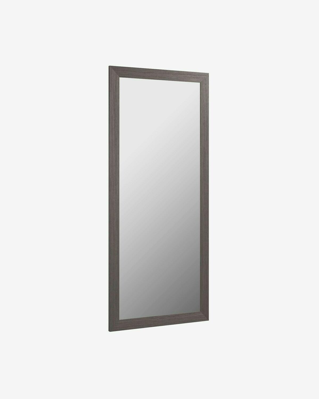 Espejo Wilany 52,5 x 158,5 cm con acabado oscuro