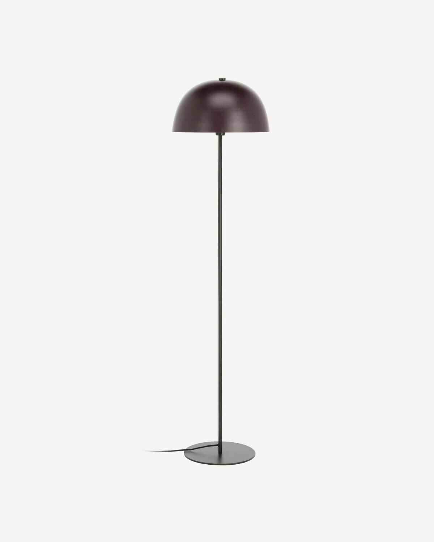 Lámpara de pie Aleyla de metal
