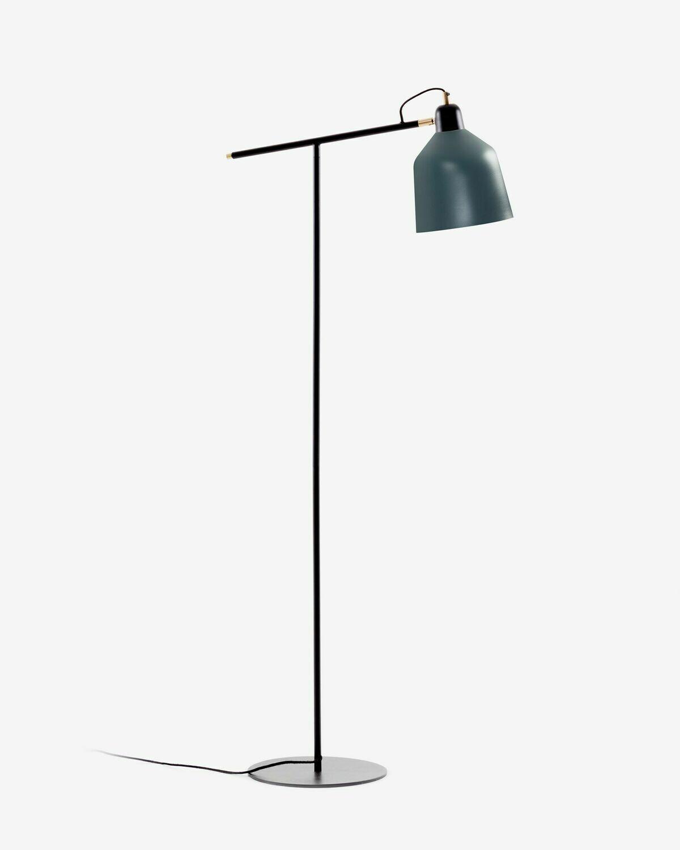 Lámpara de pie Olimpia de metal