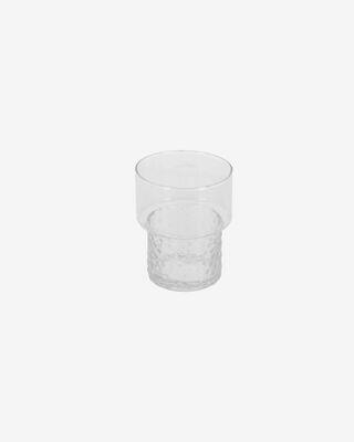 Vaso Tali de cristal transparente