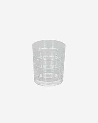 Vaso Hina de cristal transparente