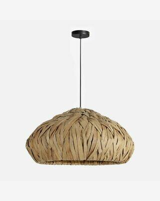 Lámpara de techo Malla jacinto de agua