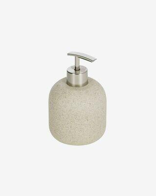 Dispensador de jabón Najila beige