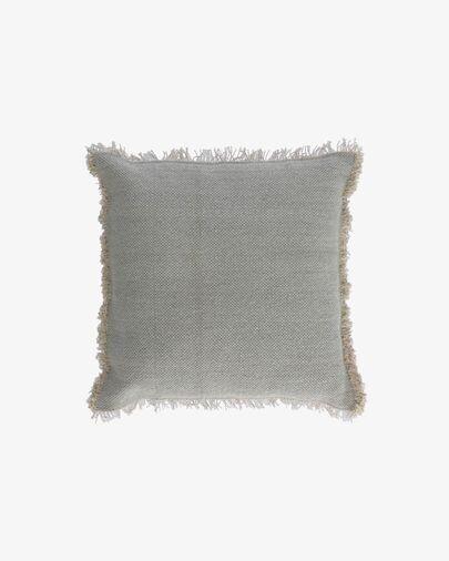 Funda cojín Camily 45 x 45 cm gris claro