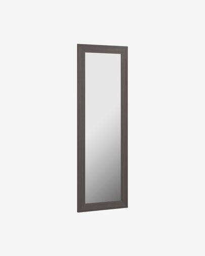 Espejo Yvaine 52,5 x 152 cm con acabado oscuro