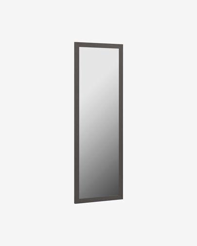 Espejo Wilany 52,5 x 152,5 cm con acabado oscuro