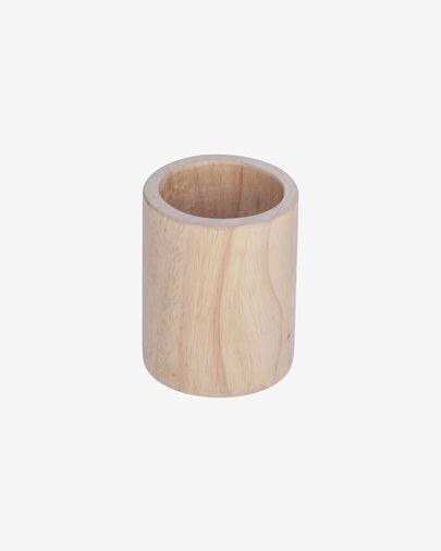 Lapicero Dilcia madera maciza caucho