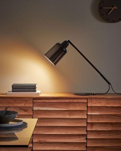 Lámpara de mesa Anina de metal