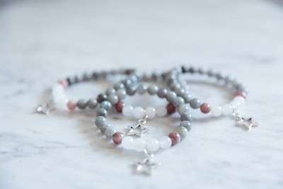 Twinkle Star Healing Bracelet