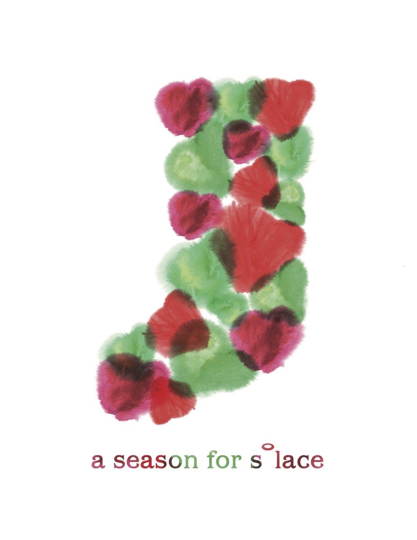 Holiday Card - Stocking