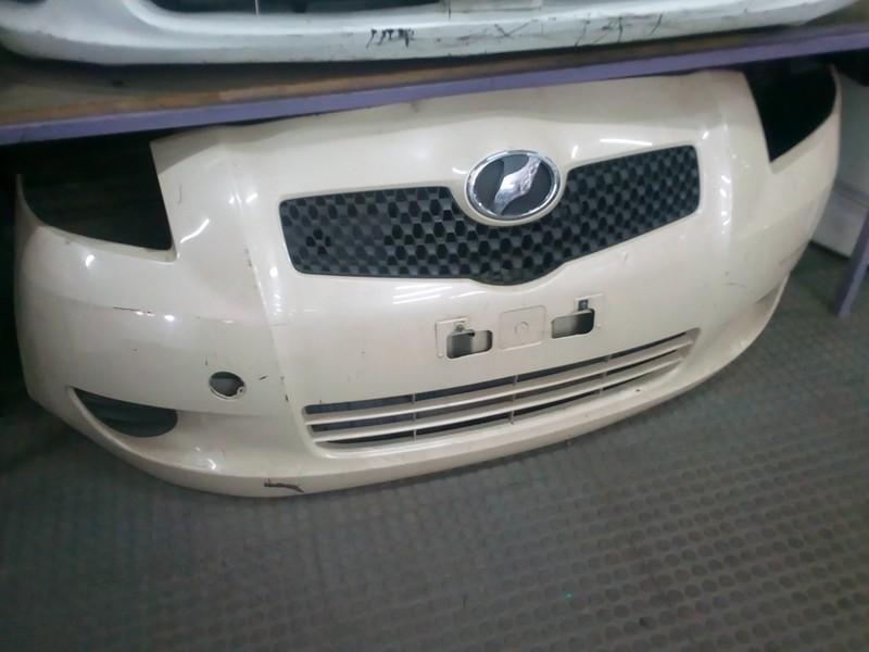 Toyota Vits Front Bumper