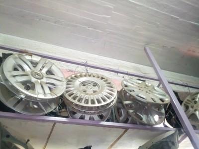 Wheel Cups