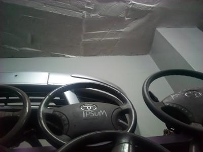 steering Wheel for toyota IPSUM