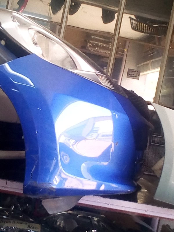 Subaru Impreza N12 Nose Cut