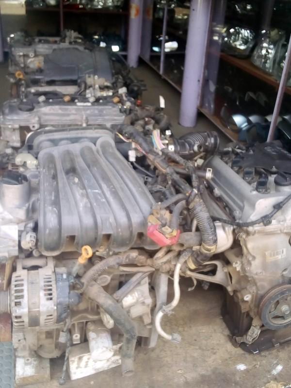 Engine Hr15 Complete