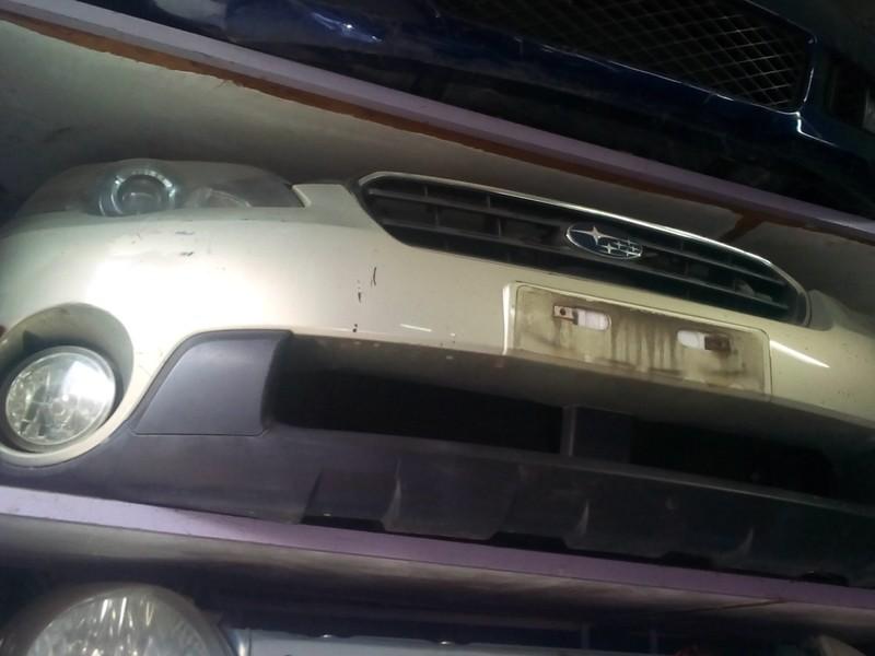 Subaru Outback Nose Cut
