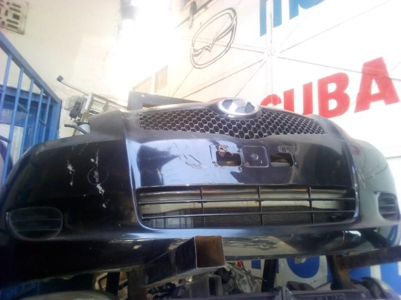 Toyota Vitz Nose Cut