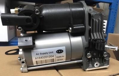 Mercedes Benz Ml Class Gl Class W164 air suspension pump A1643201204