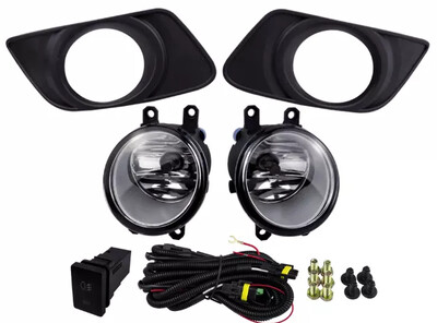 Fog lights for Toyota allian 260
