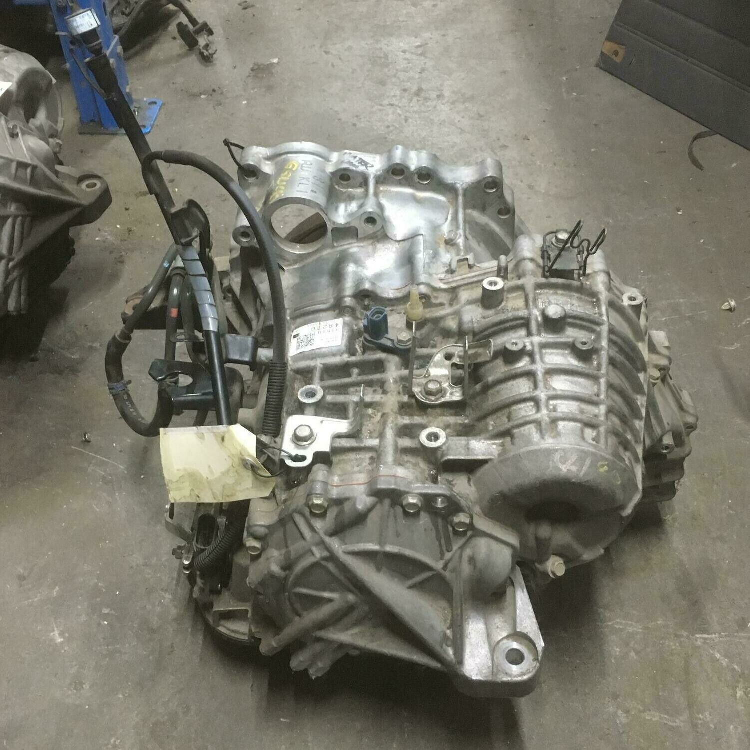 Gearbox for 2gr 2wd, automatic