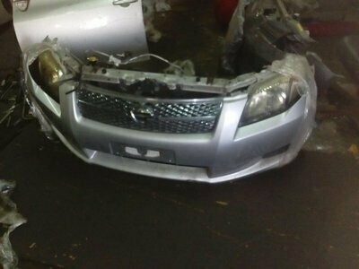 Toyota fielder 2011 Nose cut