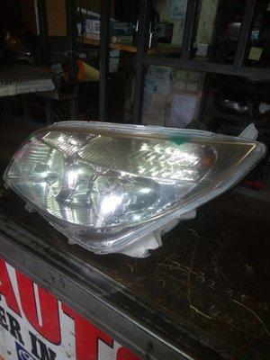 Toyota rush headlight