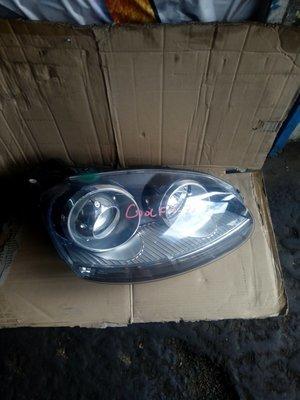 VW golf mark 5 headlight