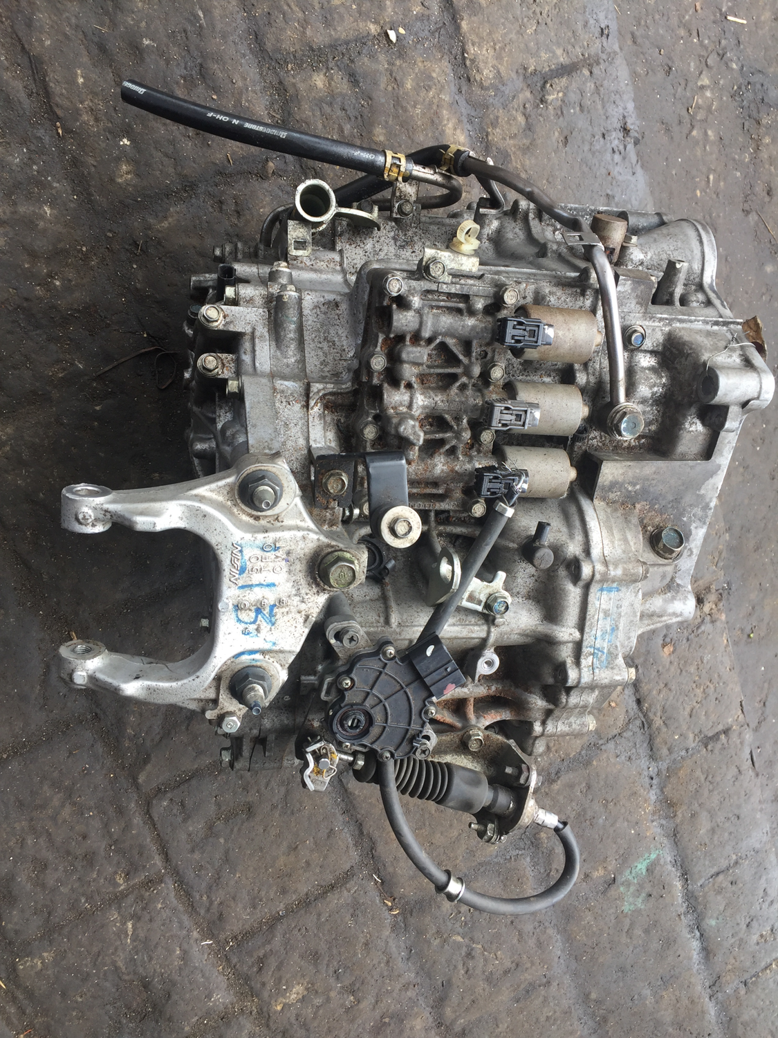 Honda Fit gear box L13A, 2wd