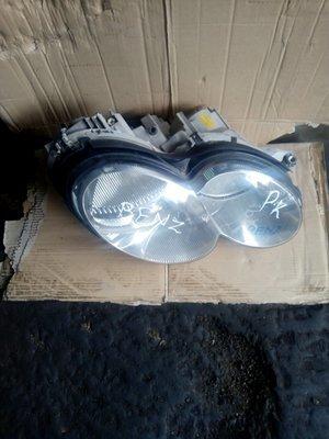 Mercedes Benz headlight