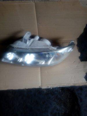 Nissan silphy headlight