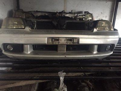 Subaru Legacy BL5,Nosecut.