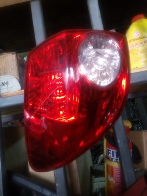 Nissan wingroad tail light