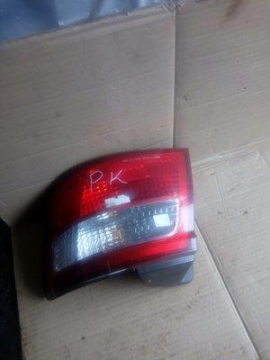 Toyota Ipsam Tail light