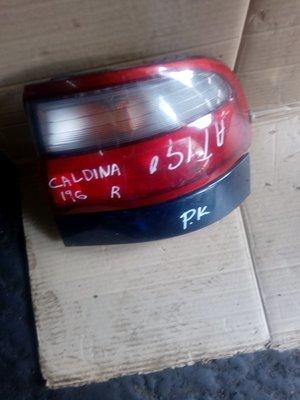 Toyota caldina 196 tail light