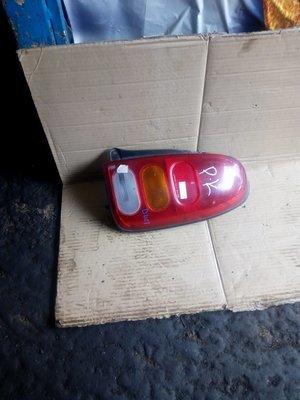 Toyota Duet tail light
