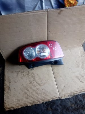 Nissan march Tail light