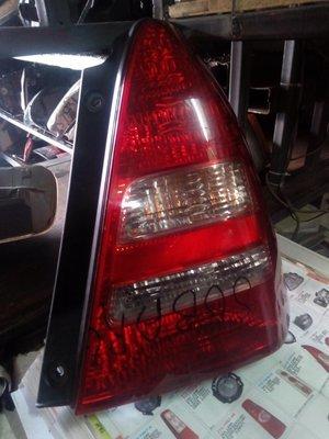 Subaru forester tail light