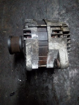 QR20 alternator