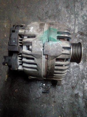 VW alternator