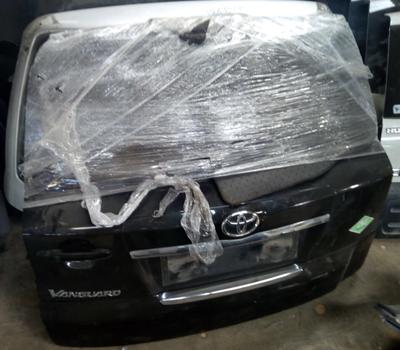 Toyota vanguard boot