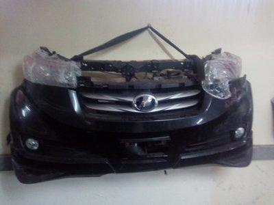 Toyota BB- 2006 nosecut