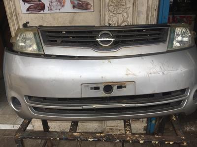Nissan Sareen nose cut
