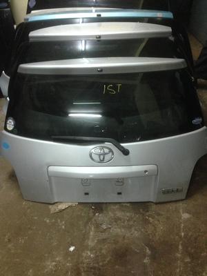 Toyota ist boot